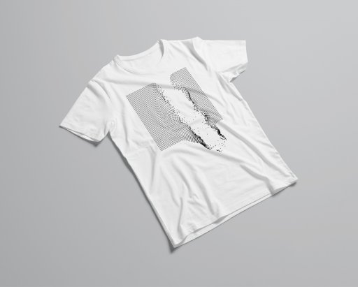 Broken Geometries T-Shirt